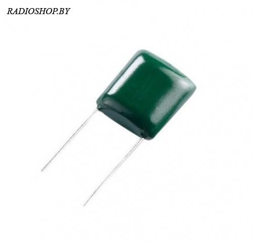 CL-11 2200пф 630в 10% конденсатор полистирольный импортный