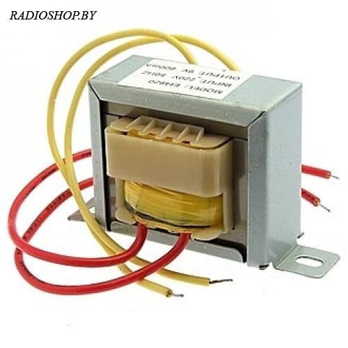 EI48*20 220v to 9V 7.7W трансформатор