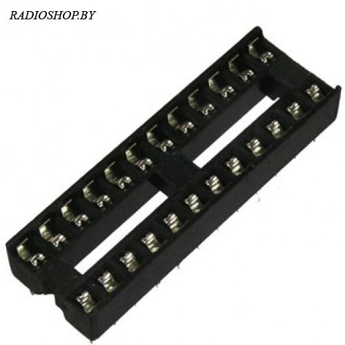 SCS-24  панелька для микросхем,узкая