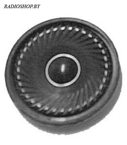 KPSP-5075MN-50/0,5F (d=50мм, 0,5Вт) металл,динамик