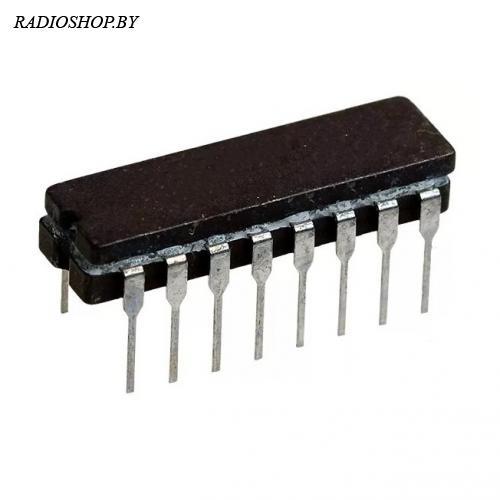 КМ555ИД4  DIP-16