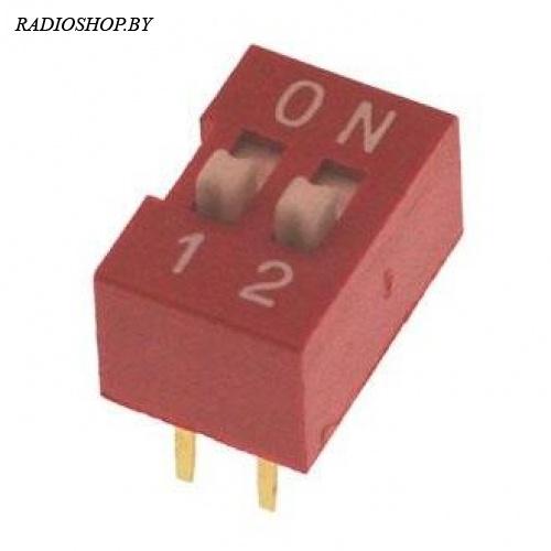 DS-02 (SWD1-2)   переключатель  ВДМ1-2