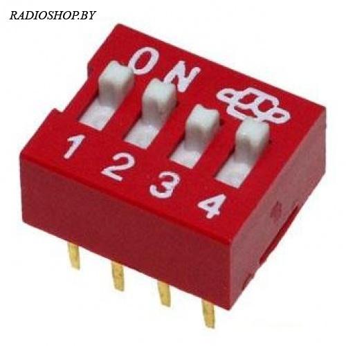 DS-04 (SWD1-4)   переключатель  ВДМ1-4