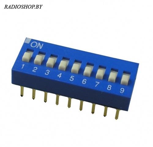 DS-09 (SWD1-9) переключатель ВДМ1-9