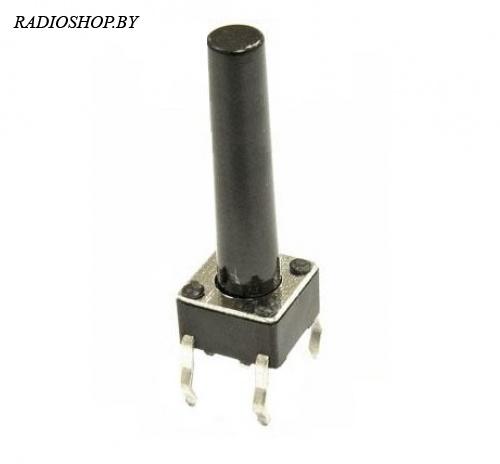 SWT-6х6;h=22мм,dip   кнопка тактовая
