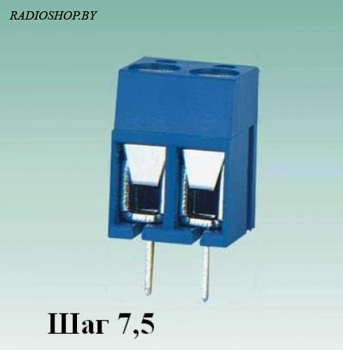 DG305-7,5-02P-12-00AH  7,5mm