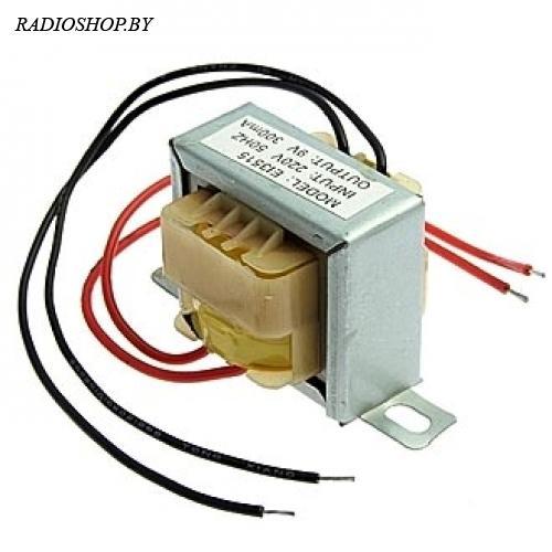 EI35*15 220v to 9V 2.5W трансформатор