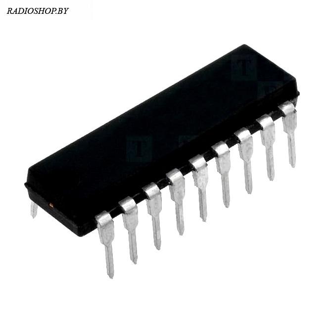 PIC16F84A-04/P  dip-18