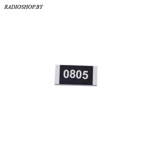 0805-1,27 ком 1% ЧИП-резистор точный 0,125Вт (100шт.)