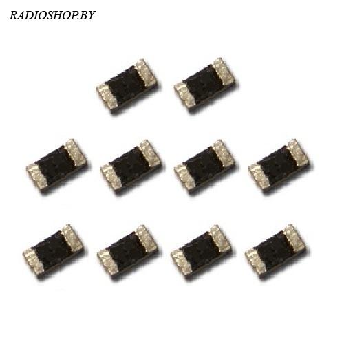 0603-75 ом 5% ЧИП-резистор 0,1Вт (10шт.)