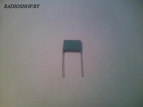 К73-24В 1м 100в 10% конденсатор металлопленочный отечественный