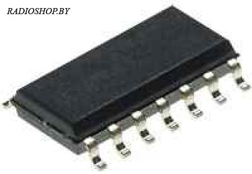 74HC08D SOIC-14-3.9 (ЭКФ1564ЛИ1, SN74HC08DR, CD74HC08M96)