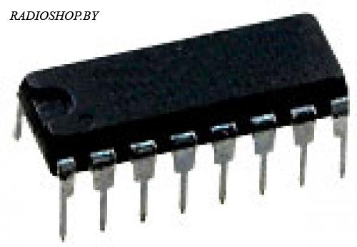 IN74ACT251N  DIP-16 (КР1533КП15, SN74ALS251N)