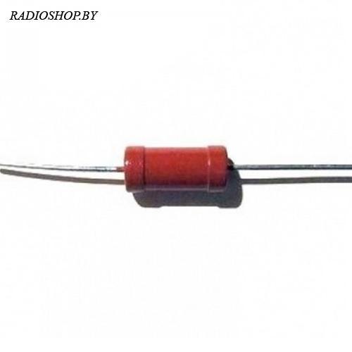 млт-1 33 Ом 5% (ОМЛТ-1) резистор металлопленочный 1Вт