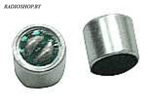 ECM-60 микрофон электретный d=9,7мм h=6,8мм на два контакта
