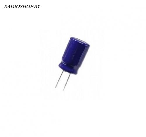 к50-35 2,2м 350в 8х11,5  электролитический радиальный полярный