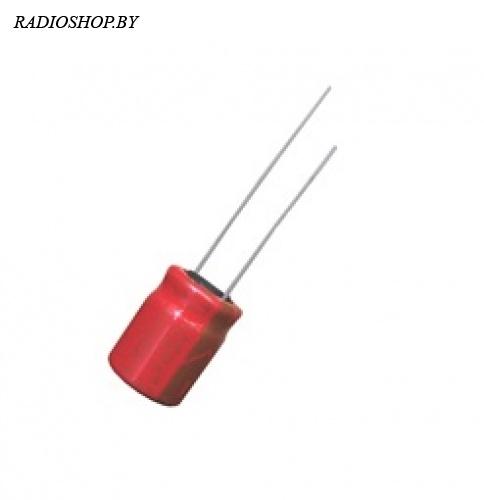 к50-35 220м 50в 10х16 KF 105C  электролитический радиальный полярный