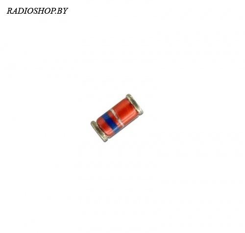 7v5-0,5w  BZV55-C7V5   SOD-80  Стабилитрон импортный