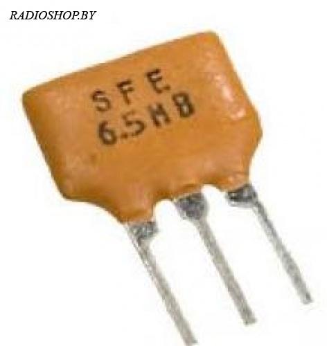 SFE6.5 МГц полос. 3н. Фильтр