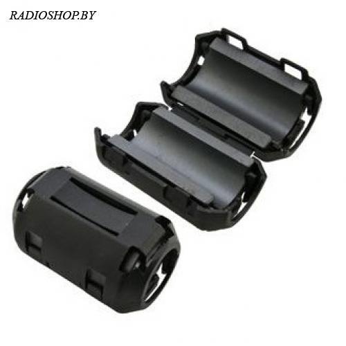 ZCAT2436-1330A-BK (black) диам 13мм фильтр ферритовый