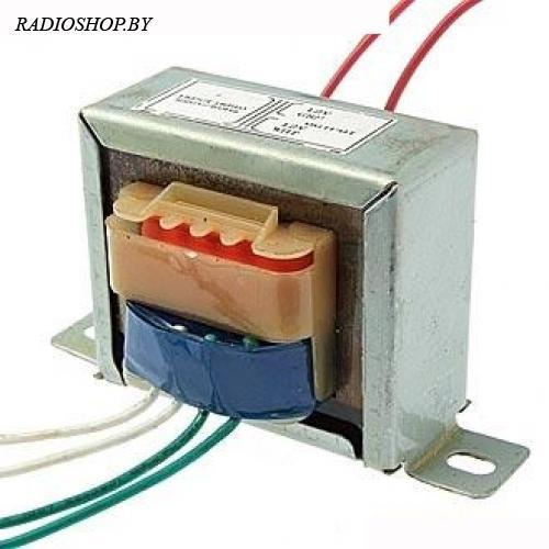 EI48*20 220v to 2x12v 8W трансформатор