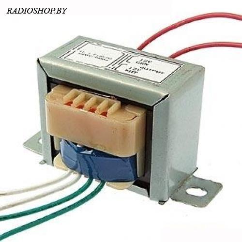 EI41*20 220v to 2x12v 4W трансформатор