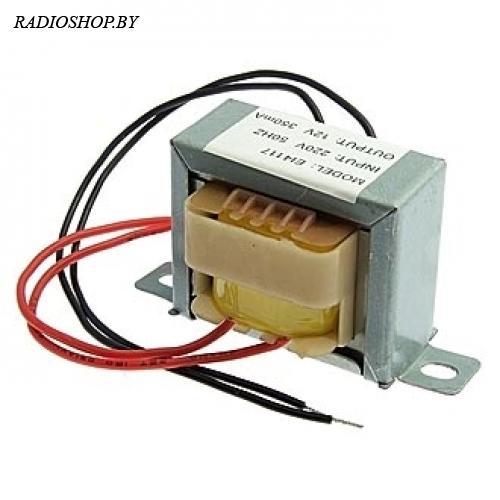 EI41*17 220v to 12V 4W трансформатор