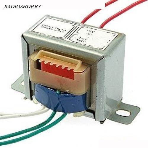 EI35*20 220v to 2x12v 2.5W трансформатор