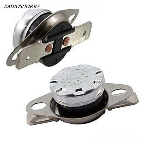 KSD-125 125*C 10A (B-1002) термостат нормально замкнутый